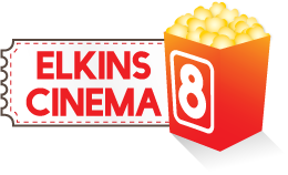 Elkins Cinema 8 Logo